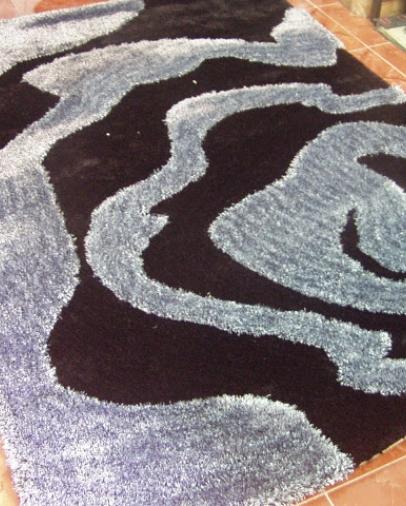 Thảm Nghệ Thuật lông cừu HMD3