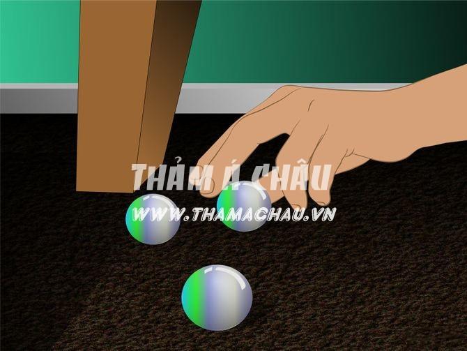 Hướng dẫn cách vệ sinh và làm sạch thảm trải sàn