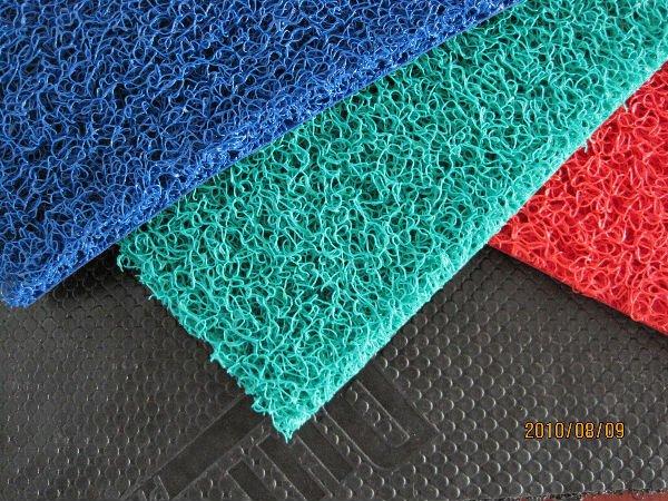 Thảm nhựa rối trải sàn