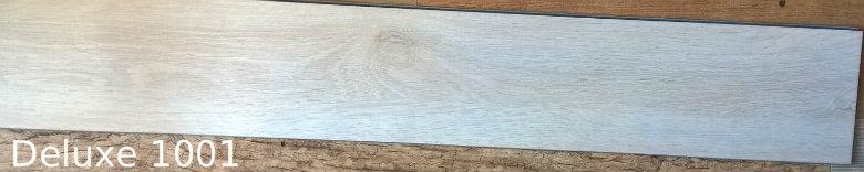 sàn nhựa giả gỗ vân trắng deluxe 1001