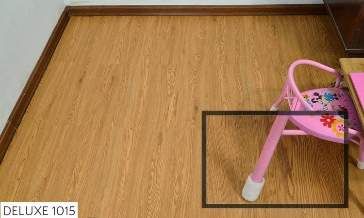 sàn nhựa giả gỗ deluxe 1015