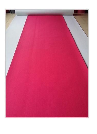 Thảm Nỉ màu hồng