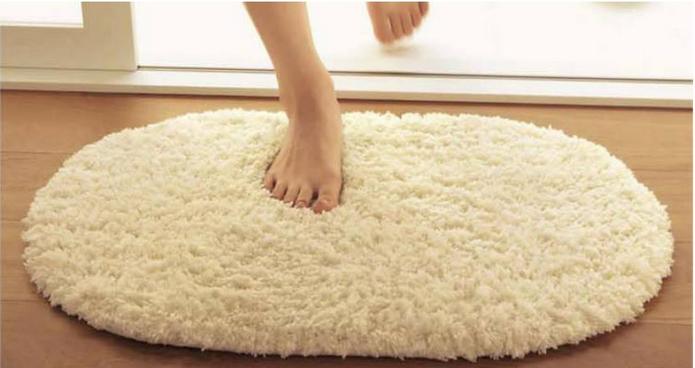 Chọn thảm có độ thấm hút cao
