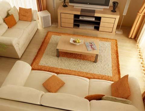 Một số điều nên tránh khi mua thảm lót sàn